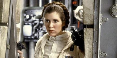 Carrie Fisher Leia Organa